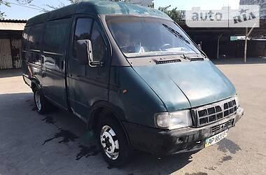 Микроавтобус грузовой (до 3,5т) ГАЗ 2705 Газель 2002 в Запорожье