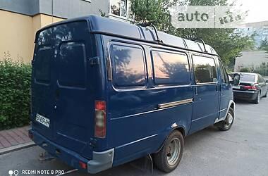 Легковой фургон (до 1,5 т) ГАЗ 2705 Газель 2008 в Кропивницком