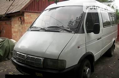 ГАЗ 2705 Газель 2002 в Черкассах