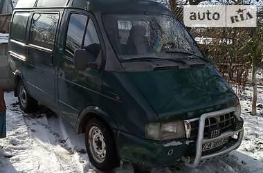 ГАЗ 2752 Соболь 1999 в Чернигове