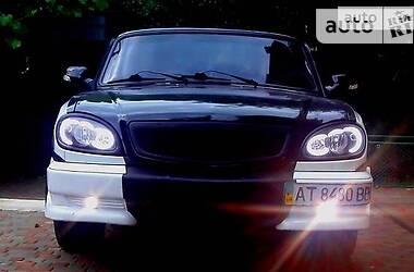 Седан ГАЗ 31105 2006 в Львове