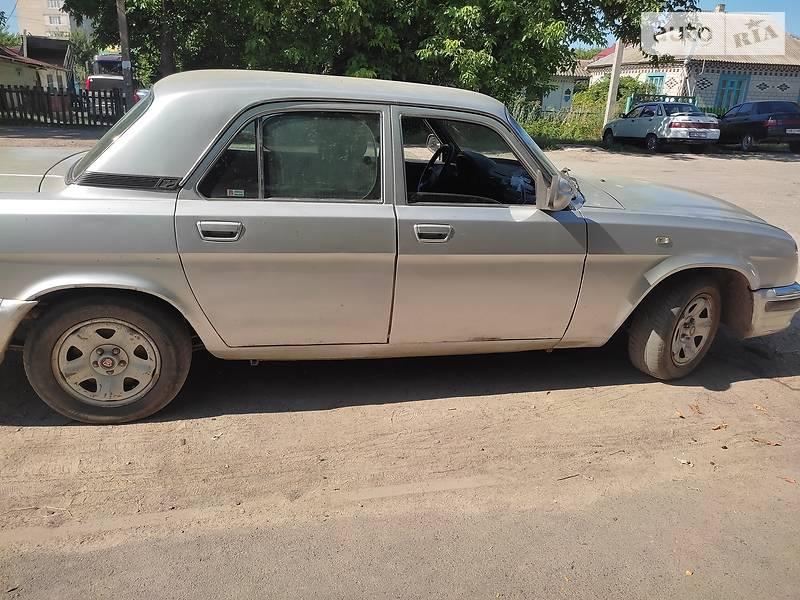 Седан ГАЗ 31105 2005 в Крыжополе