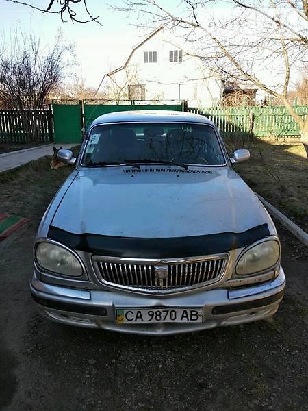 ГАЗ 3110 2005 року