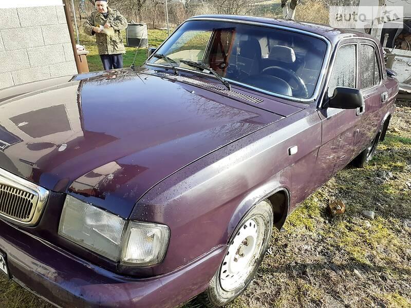 ГАЗ 3110 1999 в Дрогобыче