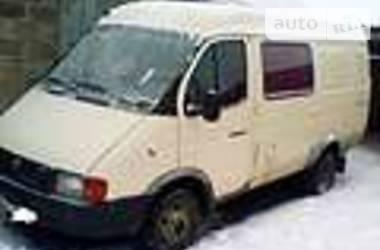 ГАЗ 3202 Газель 1991 в Житомире