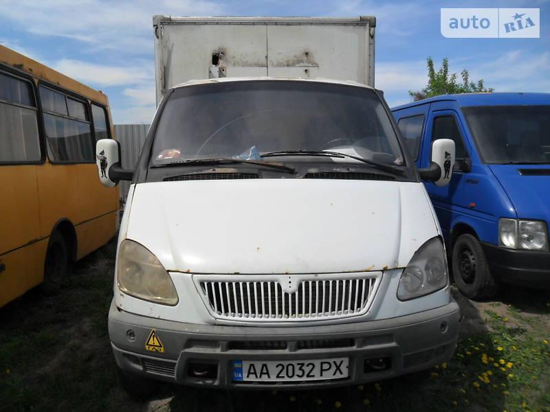 ГАЗ 3202 Газель 2008 в Киеве