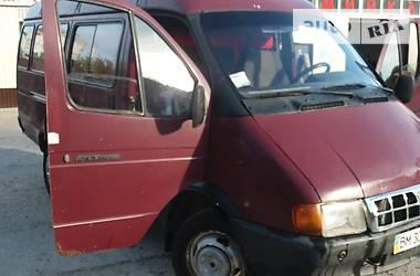 ГАЗ 3221 Газель 2002 в Сумах