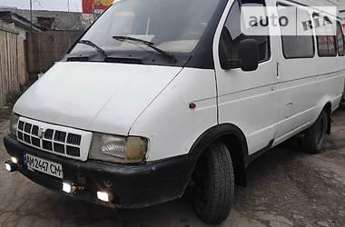 ГАЗ 32213 Газель 2001 в Коростышеве