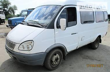 Микроавтобус (от 10 до 22 пас.) ГАЗ 32213 Газель 2006 в Чугуеве