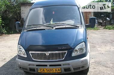 Микроавтобус (от 10 до 22 пас.) ГАЗ 32213 Газель 2005 в Черкассах