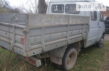 Бортовой ГАЗ 322132 1999 в Виннице