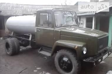 ГАЗ 33-07 1991 в Львове