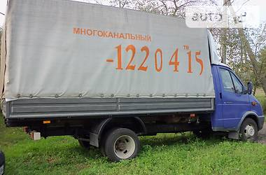 ГАЗ 3302 Газель 2008 в Любешове