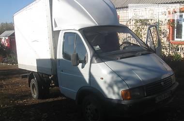 ГАЗ 3302 Газель 1996 в Ровно