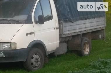 ГАЗ 3302 Газель 2000 в Борзні