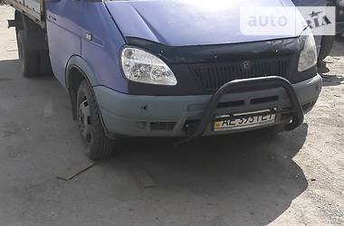 Бортовий ГАЗ 3302 Газель 2007 в Дніпрі
