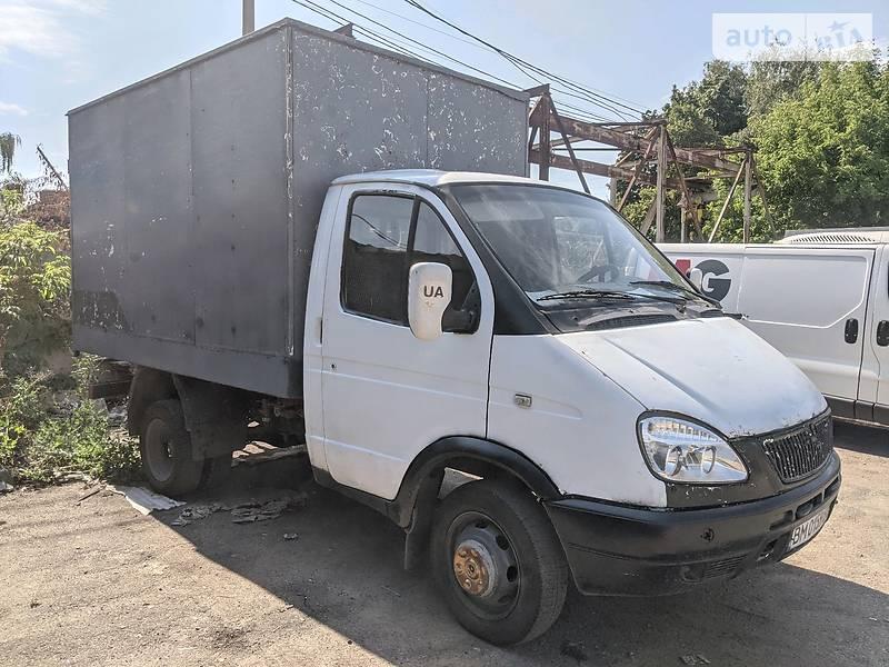 Легковой фургон (до 1,5 т) ГАЗ 3302 Газель 2006 в Сумах