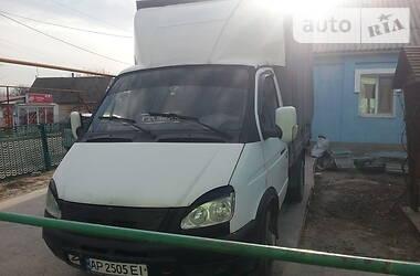 Легковой фургон (до 1,5 т) ГАЗ 33021 Газель 2008 в Запорожье