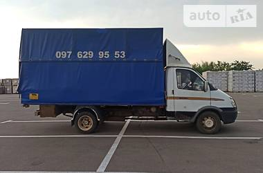 Другой ГАЗ 33021 Газель 2003 в Кривом Роге