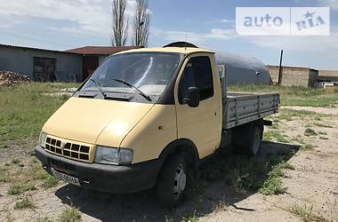 ГАЗ 33021 2000 в Гуляйполе