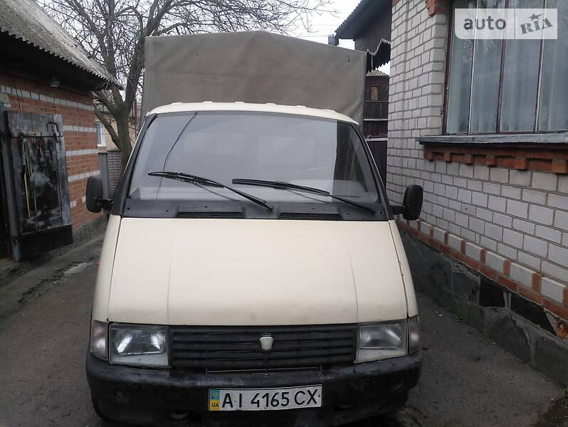 ГАЗ 33021 1996 в Радомышле