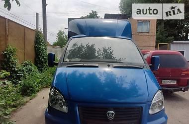 Фургон ГАЗ 33021 2006 в Хмельницком