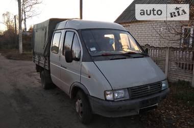 ГАЗ 33023 Газель 1999 в Чернигове