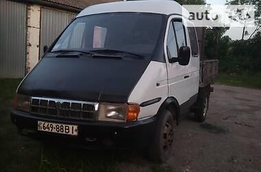 ГАЗ 33023 Газель 2000 в Крыжополе