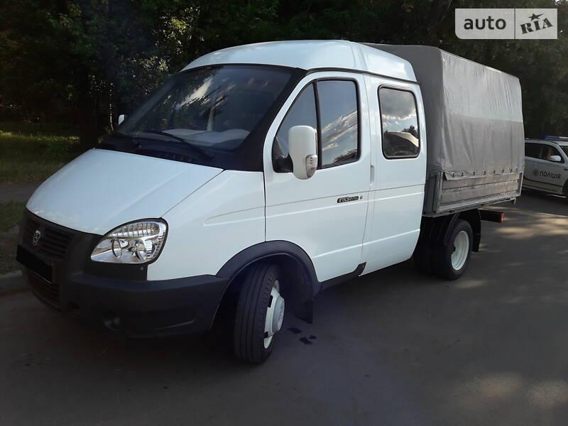 ГАЗ 33023 Газель