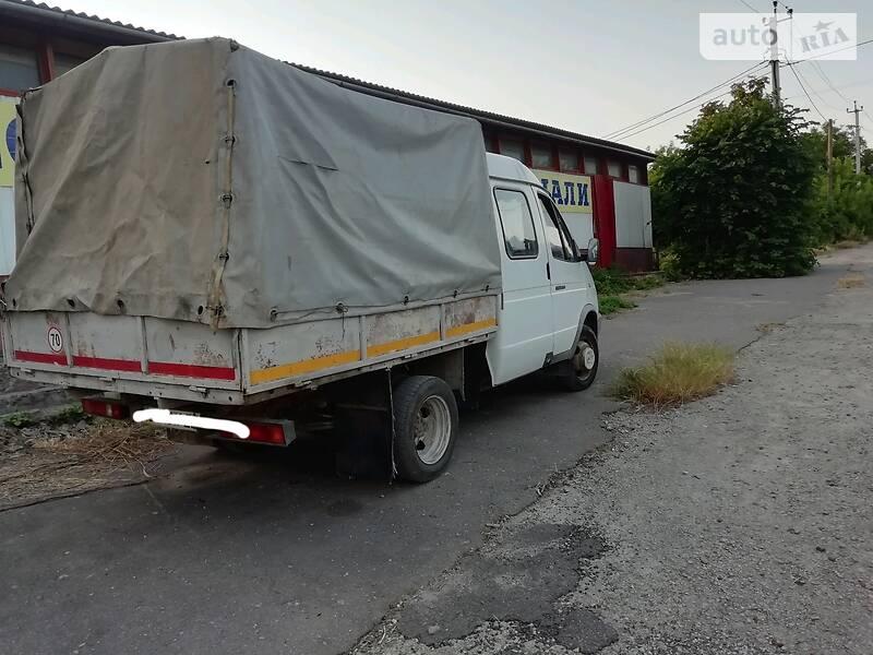 Легковой фургон (до 1,5 т) ГАЗ 33023 Газель 2013 в Каменец-Подольском