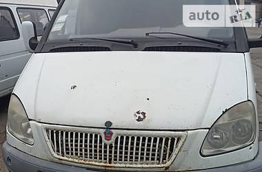 Легковой фургон (до 1,5 т) ГАЗ 33023 Газель 2011 в Николаеве