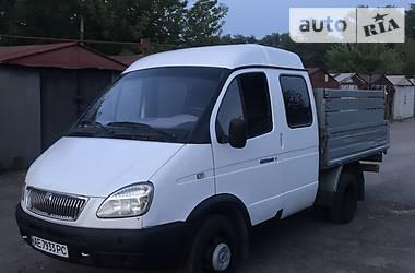 Легковий фургон (до 1,5т) ГАЗ 33023 Газель 2004 в Дніпрі