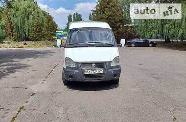 Шасі ГАЗ 33023 Газель 2007 в Олександрії
