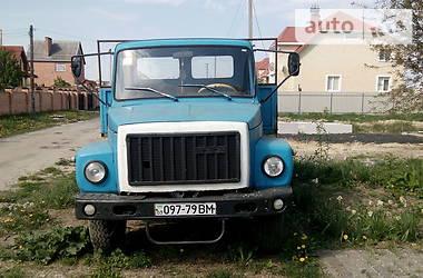 ГАЗ 3307 1992 в Луцке
