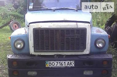 ГАЗ 3307 1991 в Тернополе