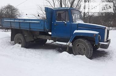 ГАЗ 3307  1991
