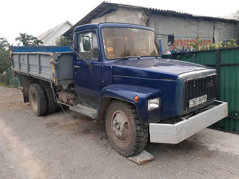 ГАЗ 3307 1993 в Ровно