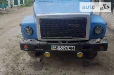 ГАЗ 3307 1990 в Жмеринке