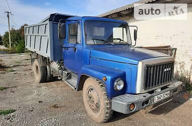 ГАЗ 3307 1985 в Шполі