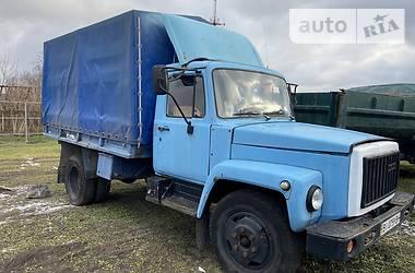 ГАЗ 3307 1993 в Кременчуге