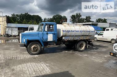 Цистерна ГАЗ 3307 1992 в Харкові