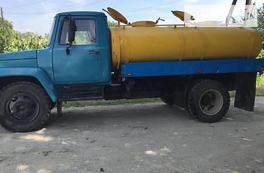 Цистерна ГАЗ 3307 1992 в Чернівцях