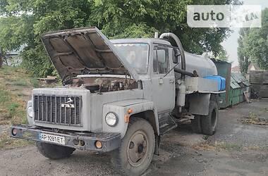 Цистерна ГАЗ 3307 1994 в Киеве