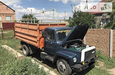ГАЗ 3309 1996 в Волновахе