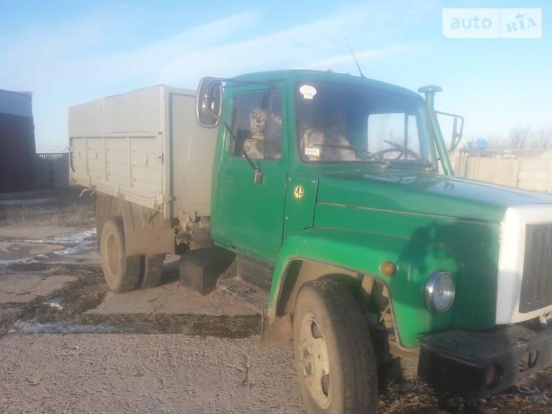 ГАЗ 3507 1995 в Запорожье