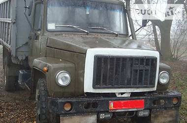 ГАЗ 4301 1995 в Збараже