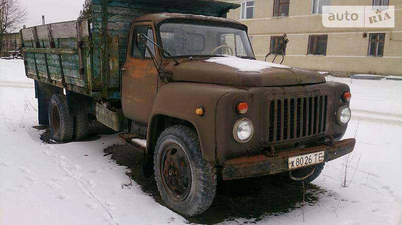 ГАЗ 52 1990 в Борщеве