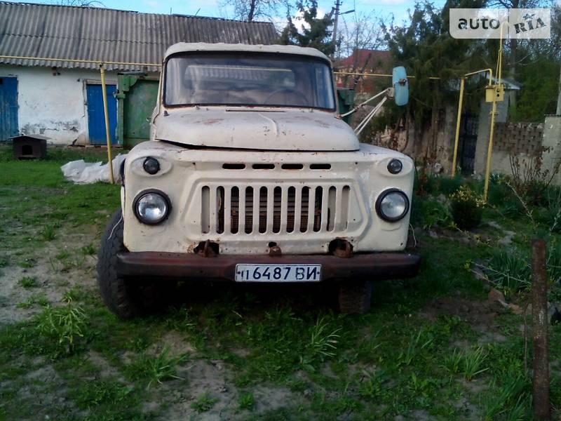 ГАЗ 52 1983 в Погребище