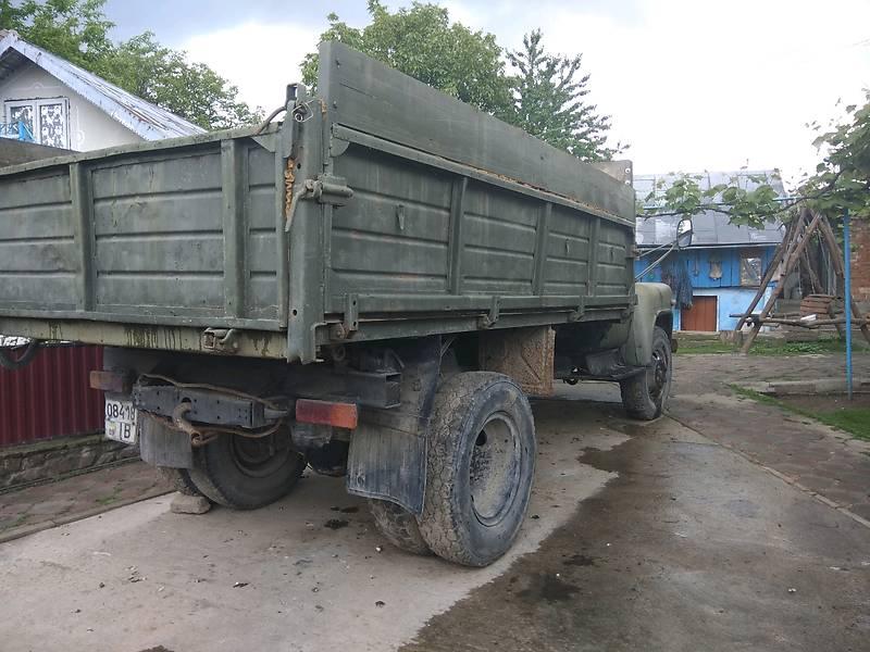 ГАЗ 53 груз. 1980 року