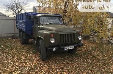 ГАЗ 53 груз. 1987 в Староконстантинове